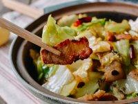 Kínai Sült Hús Káposztával, Stir-Fry