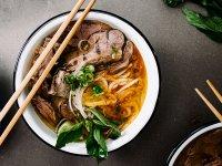 Bun Bo Hue - Vietnami Marhahúsleves