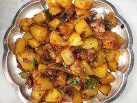 Sült Krumpli - Keralai módra