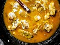 Tamarindos, Kókusztejes Csirke Curry