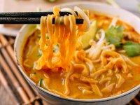 Curry Mie - a Maláj Curry Csirkeleves