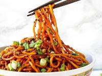 15 perces Aromás Kínai Tészta