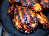 Grillezett Indonéz Csirke Darabok (Sambal)