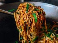 Hosszú Élet Tészta - Long Life Noodles - Yi Mein