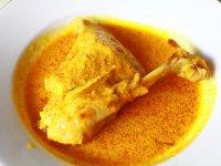 Gulai Ayam - Indonéz csirkecurry