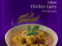 Csirke Curry Főzőkrém - Indiai Madras Curry AHG