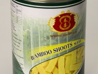 Bambuszrügy Szeletek Vízben 567g