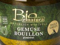 Zöldség Alaplé Por Bio - Rinatura 125 g