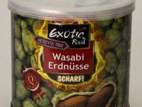 Wasabis Földimogyoró