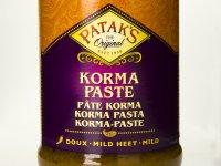 Korma Curry Fűszerpaszta, Patak's 290 g enyhe