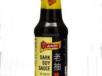 Szójaszósz - Sötét, Amoy 150 ml