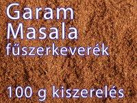 Garam Masala - Nagy kiszerelés, 100 g