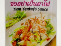 Yum Yentafo Szósz - Thai Saláta és Hidegtál Szósz