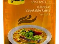 Zöldséges Zöld Curry - Indonéz, Csípős AHG