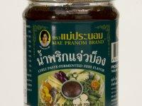 Chili Paszta, Thaiföldi - Hallal ízesített, 228 g