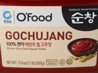 Gochujang - Koreai Chilipaszta 500g