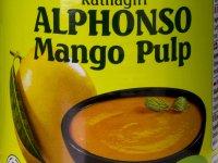Mangó Püré - Alphonso Mangóból 450 g