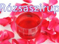 Rózsa Szirup - 710 ml