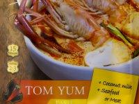 Tom Yum Főző-Fűszerpaszta - TD 50g