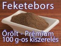 Feketebors, őrölt - Prémium 100 g-os kiszerelés