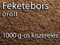 Feketebors, őrölt - Prémium 1000 g-os kiszerelés
