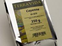 Cayenne bors, őrölt - 250 g-os kiszerelés
