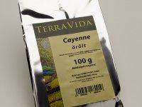 Cayenne bors, őrölt - 100 g-os kiszerelés