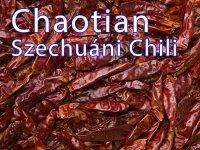 Chili - Chaotian, Szechuáni, egész