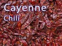 Cayenne Chili (bors) - egész