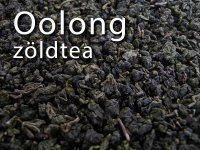 Oolong Tea - Prémium Zöld Tea 150g