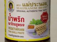 Chili Paszta, Thaiföldi - Vegetáriánus 228g