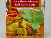 Piros Curry Leves, Thaiföldi készétel 250 ml