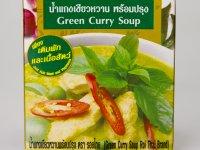 Zöld Curry Leves, Thaiföldi készétel, 250 ml