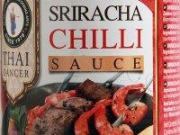 Sriracha Szósz, Chiliszósz, Csípős, 300 ml