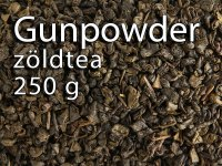 Gunpowder tea - a zöld teák atyja 250g