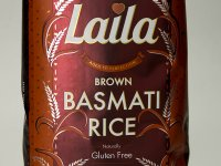 Rizs - Basmati, Barna 2kg kiszerelés