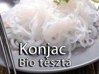 Konjac tészta - Organikus 270 g