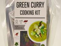 Zöld Curry Főzőszett - 10 perces Cooking Kit