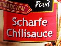 Chiliszósz, csípős 250 ml