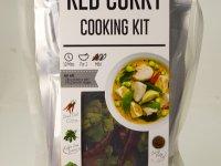 Piros Curry Főzőszett - 10 perces Cooking Kit