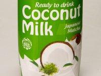 Kókuszital - Matcha Tea ízesétéssel 330 ml