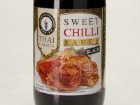 Chiliszósz, Édes - Fekete 300 ml FG