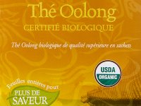Oolong Bio Filteres Tea - Uncle Lee's USA