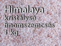 Himalaya Kristálysó, finomszemcsés, rózsaszín 1000g