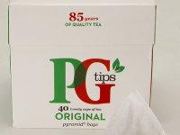 Tea - Fekete, Piramisfilteres 40 db-os