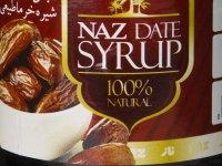 Datolya Szirup 400g - 100% természetes