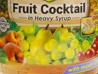 Gyümölcskoktél konzerv - 850 g