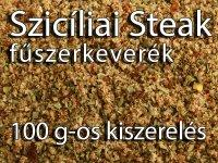 Szicíliai Steak Fűszerkeverék - 100 g-os kiszerelés