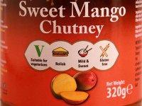 Mango Chutney, Édes, Pasco