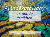 Ajándékutalvány 15 000 Ft
